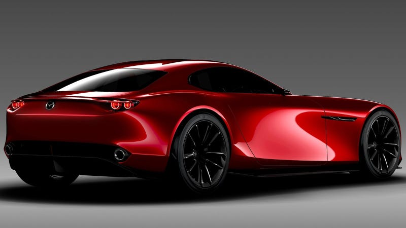 Mazda S Rotary Engine Will Finally Return In 2019 As A Range Extender An Ev Report