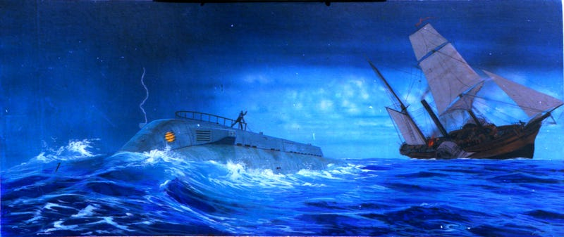 Illustration for article titled The 20,000 Leagues Remake That Almost Was