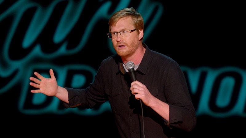 Illustration for article titled Comedy Central orders late-night talk show from Kurt Braunohler
