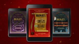 Illustration for article titled J.K. Rowling publicará nuevos libros de Harry Potter para contar la historia de Hogwarts