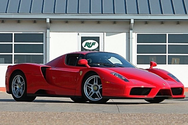 Man-Seeking-Ferrari: $1.3 Million Enzo Listed On Craigslist
