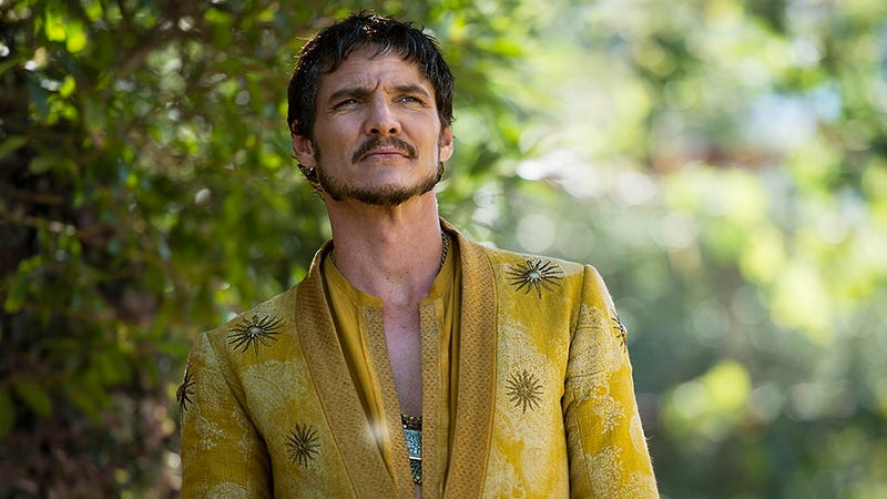 Illustration for article titled GoT's Oberyn Has Been Hiding in Your Favorite TV Shows All Along