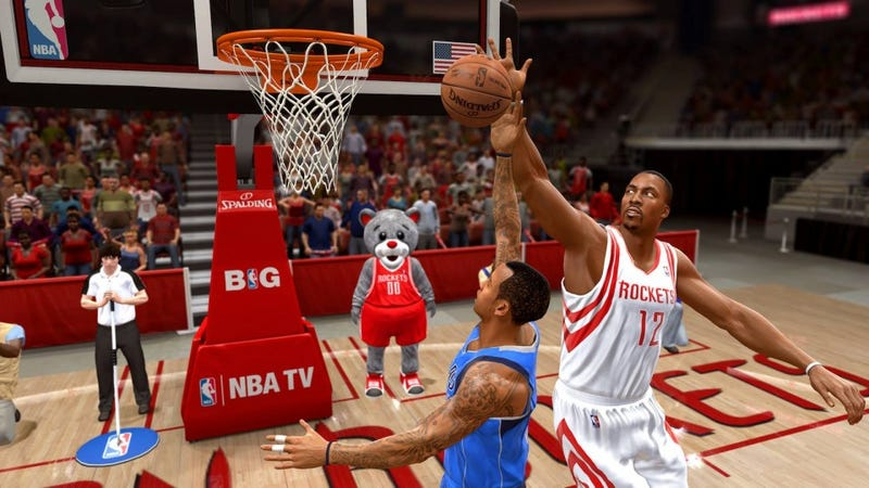 Illustration for article titled NBA Live Gets Its First Patch, but Don't Expect It to Change Much