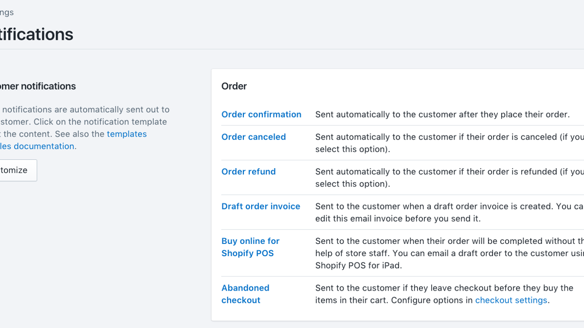 How To Launch Your Own Online Store With Shopify - Shopify create invoice for service business