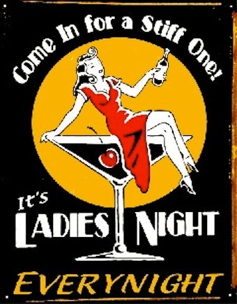 Illustration for article titled Court Rules Ladies' Nights To Be Acceptable, Of Course