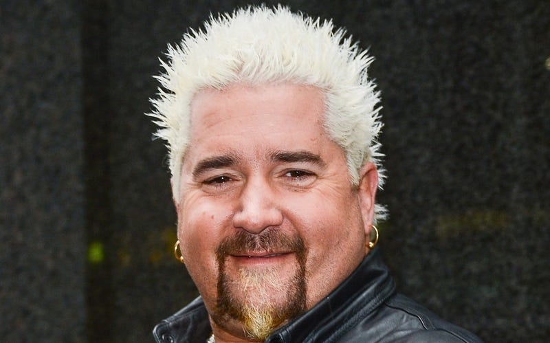 Illustration for article titled Guy Fieri Flips Out On His Hairdresser, Which Makes Good Sense