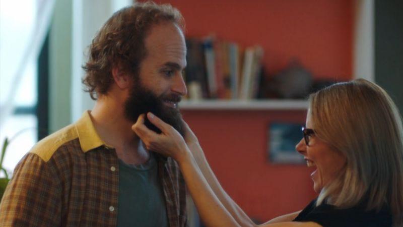 (Ben Sinclair, Amy Ryan (Screenshot: HBO)