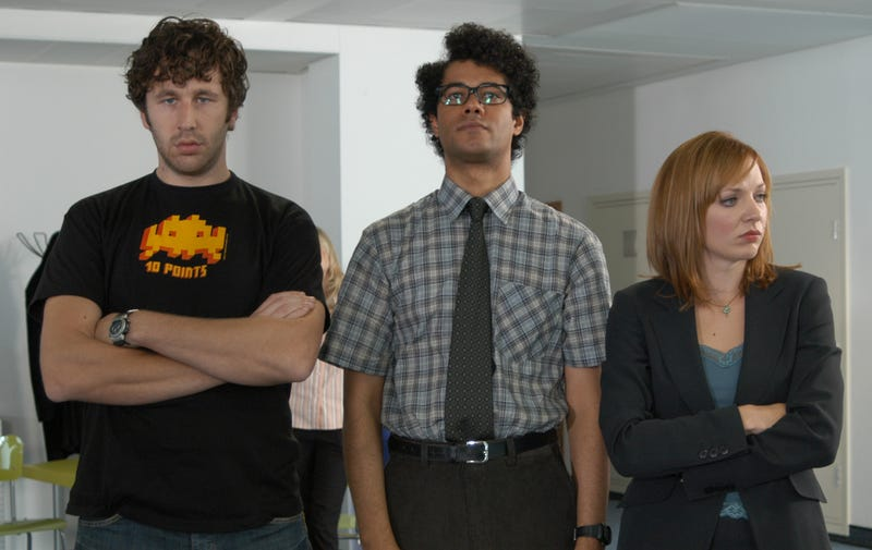 Illustration for article titled They're Trying To Make A U.S. Version Of The IT Crowd AGAIN