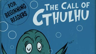 Illustration for article titled What if Dr. Seuss wrote The Call of Cthulhu? (UPDATED)