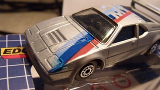 Diecast painting / photo shoot
