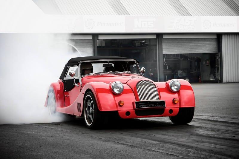 Morgan Motor Company on Facebook