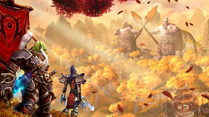Illustration for article titled You Can Now Play Most Of World Of Warcraft Just By Subscribing