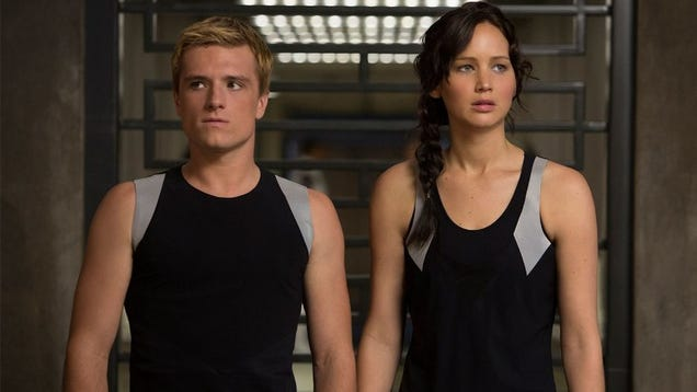 Dubai s Newly OpenedThe Hunger Games Theme Park Does Not Get the Irony