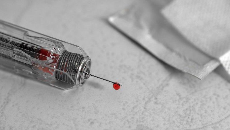 Algunas personas se desmayan al ver sangre y hay una razón científica para explicarlo.