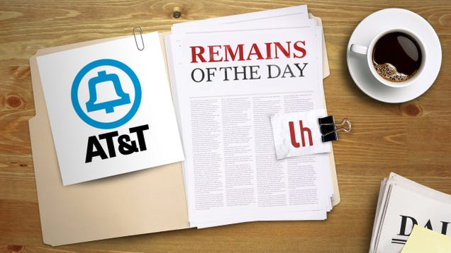 Remains of the Day: AT&T Introduces $10 Day Passes for International Roaming