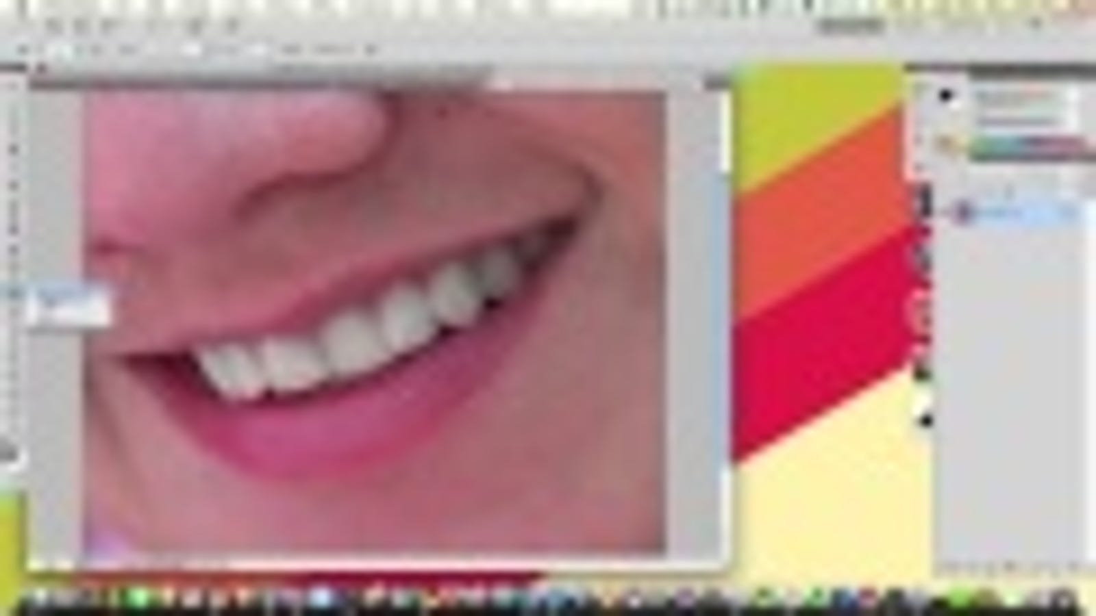 How To Whiten Teeth In Your Photos