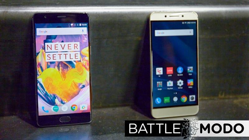 OnePlus 3T vs LeEco Le Pro 3: Battle of the Best Phones ...