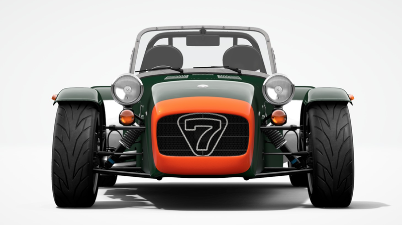 Illustration for article titled Caterham's got a configurator now