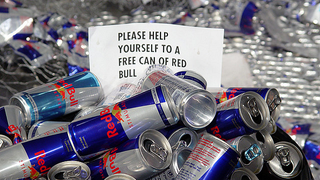you get free red bull or 10 if you bought one in the last 12 years