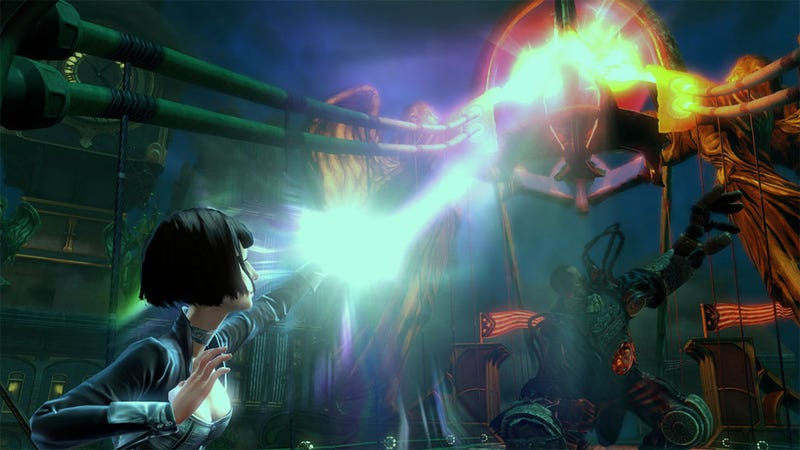 Illustration for article titled BioShock Creators Won't Let PS3 Lag For BioShock Infinite