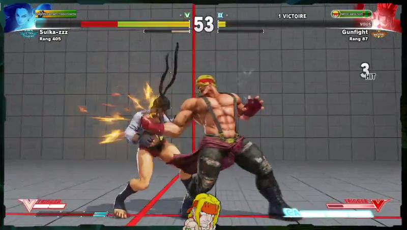 Illustration for article titled Street Fighter V Player Predicts Own Loss, Wins Anyway