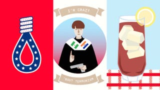 Illustration for article titled 5 Hot New Designs for the Confederate Flag