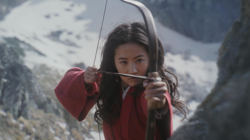 Ifei Liu in Mulan.