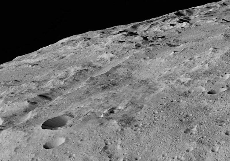 Illustration for article titled These Are the Closest Photos We'll See of Ceres. Ever.