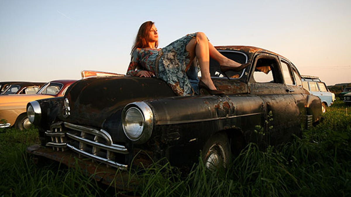 The ten most awesome junkyards in the world