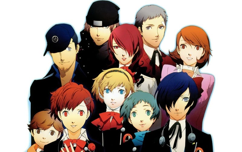 Illustration for article titled Social Links are the Best Part of Persona 3