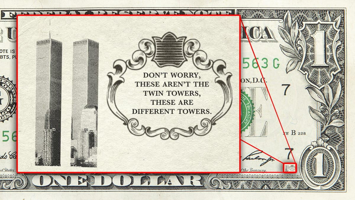 9 Mind Blowing Things Hidden On The 1 Bill