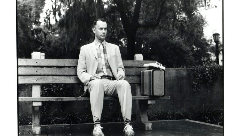 Illustration for article titled Sportswriters: Just Because You're Simpletons, That Doesn't Make You Forrest Gump