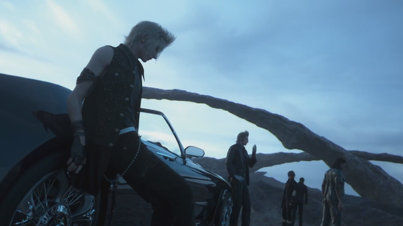 Illustration for article titled Final Fantasy XV's Director Breaks Down the Newest Trailer