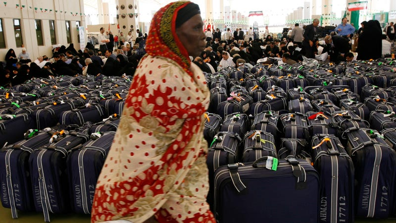Illustration for article titled 1,000 Nigerian Women Are Stuck in Saudi Arabia Airports Because They're Not Accompanied By the Right Kind of Men