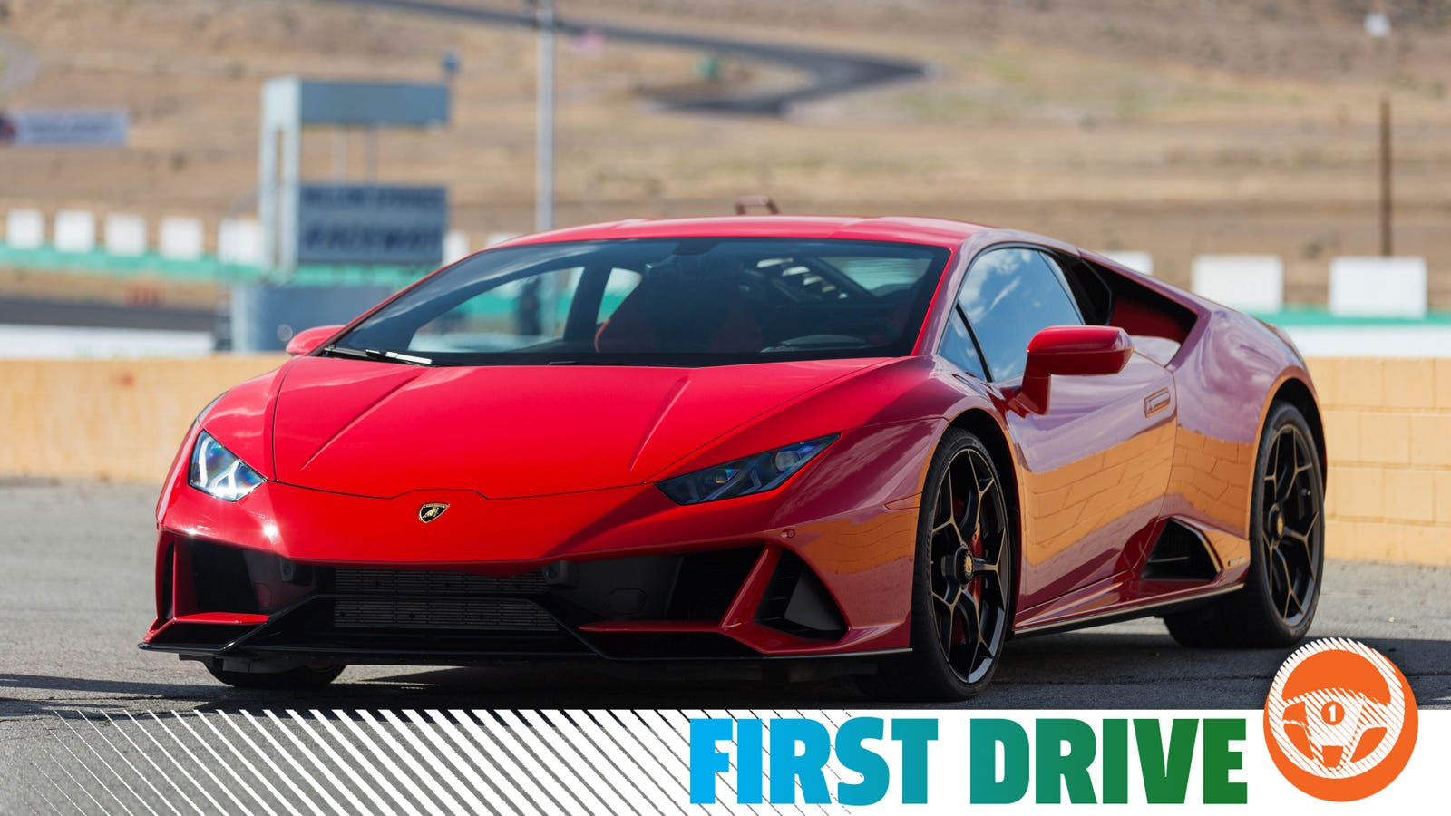 2020 Lamborghini Huracan Evo Bow Down To Your V10 Lord Of