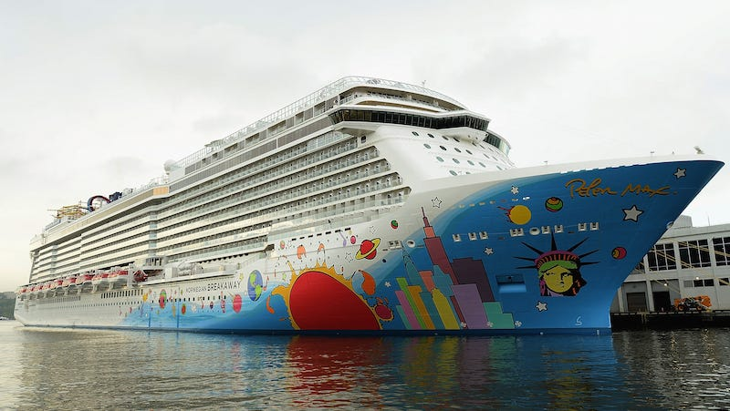 Illustration for article titled Norwegian Cruise Line Employees Say All Contraceptives Have Been Removed, Company Denies It