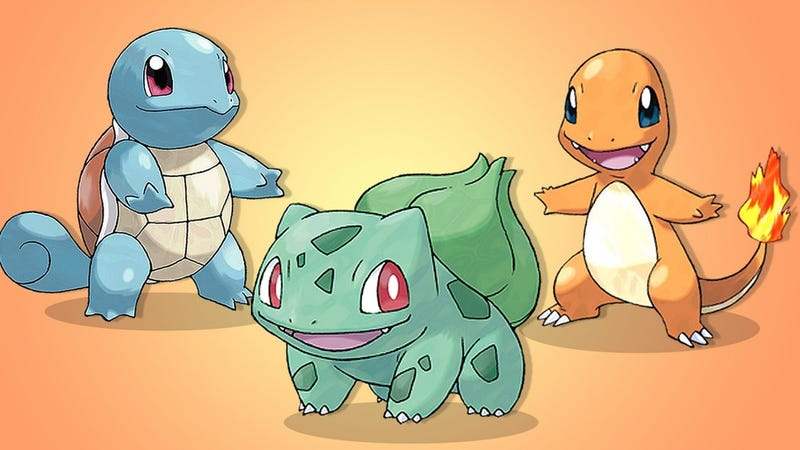 Illustration for article titled Okay Pokémon, 15 Years Later and You've Got Me
