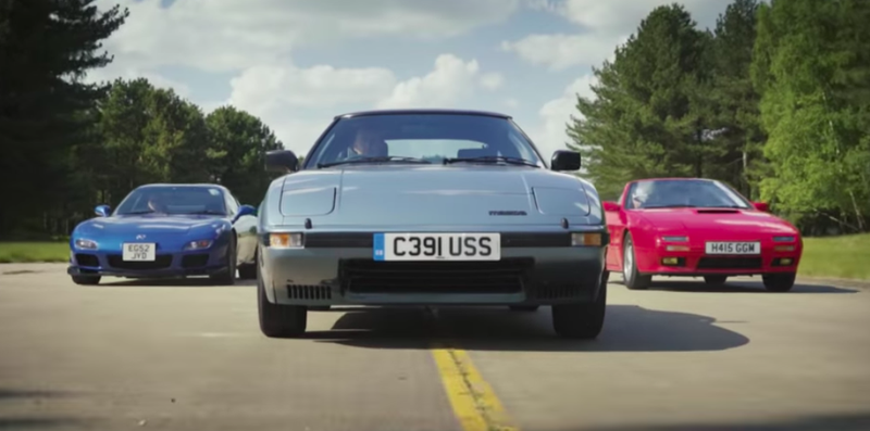 Screengrab: Mazda UK