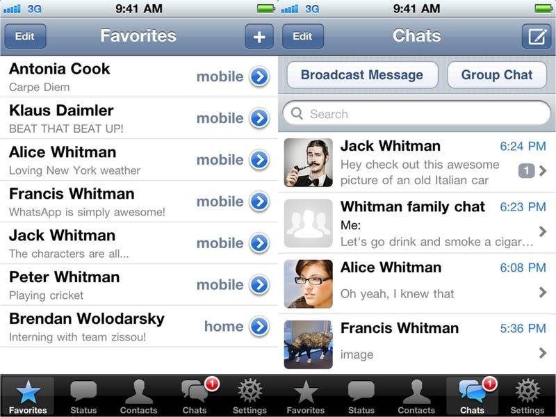 Illustration for article titled WhatsApp bate récord de mensajes en un día: 18.000 millones, 200.000 por segundo