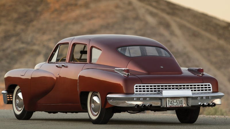 You Can Bid On A Rare And Spectacular Tucker 48