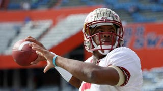 Jameis Winston of the Florida State SeminolesSam Greenwood/Getty Images