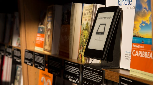 E-Book Sales Rise as People Hunt Desperately for Stuff to Do