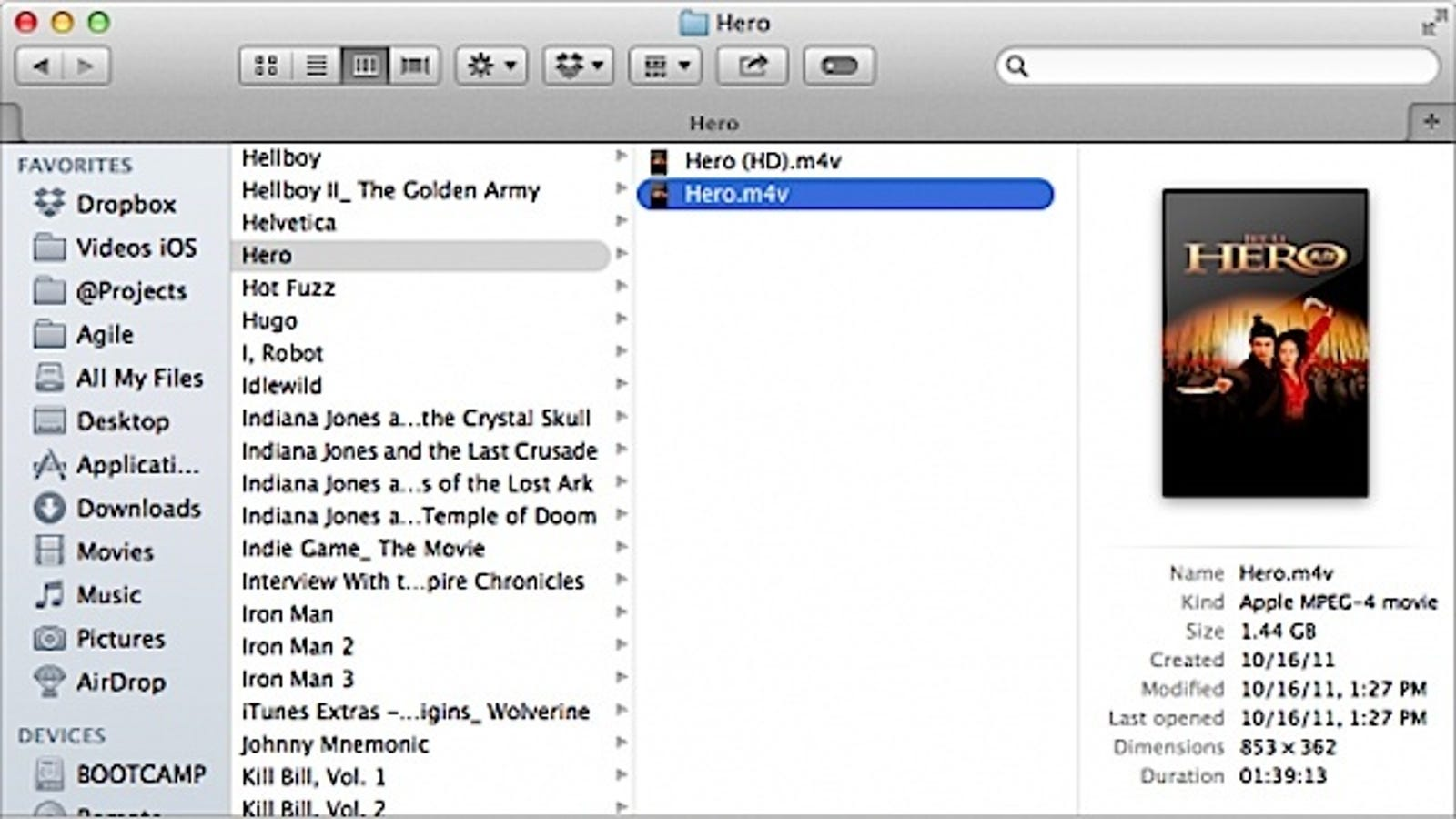Delete Automatically Downloaded SD Films in iTunes to Free