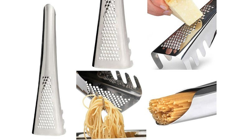 Illustration for article titled Is This Multi-Purpose Pasta Tool a Kitchen Saviour or Scourge?