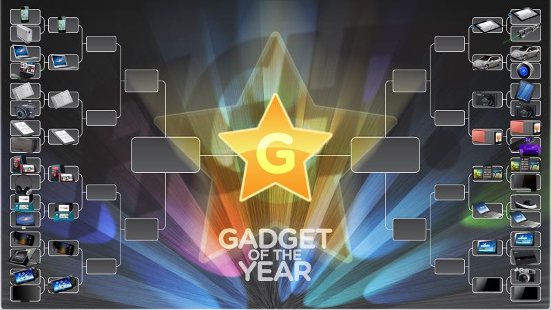Illustration for article titled Vote for the Most Important Gadget of the Year: Round 2