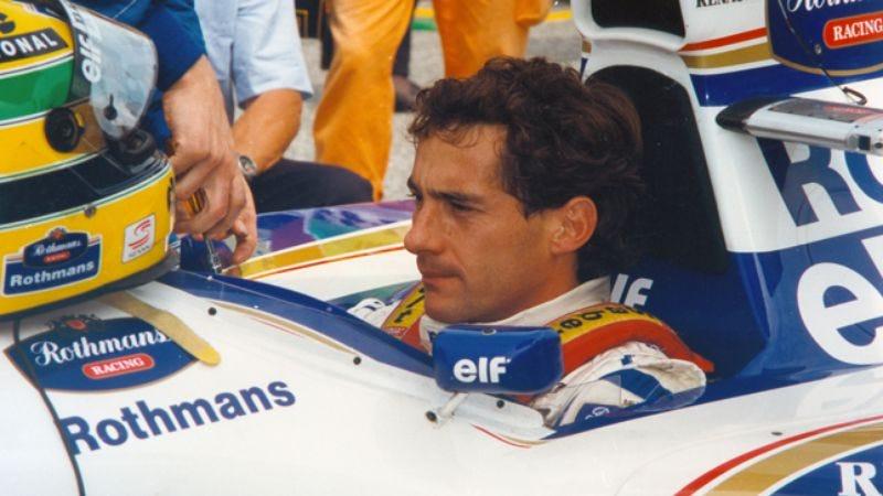Illustration for article titled Senna