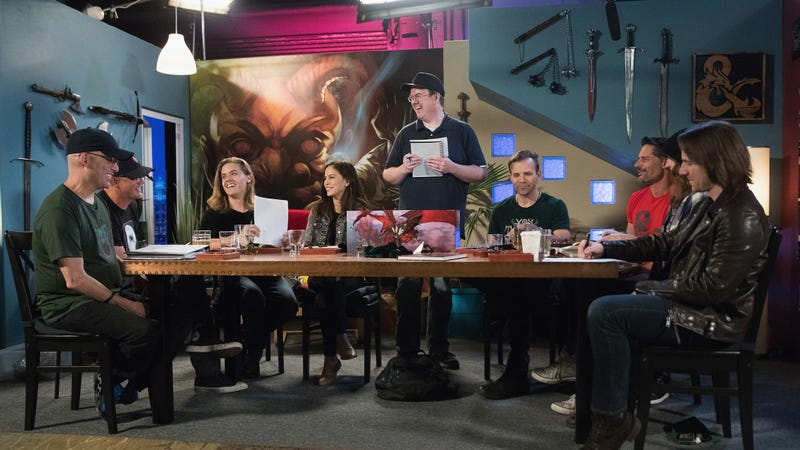 (Photo: Getty Images for Dungeons & Dragons, Mat Hayward)