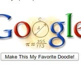 Illustration for article titled Make a Doodle Your Permanent Google Icon