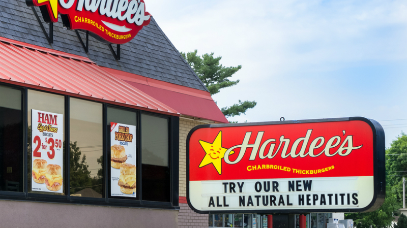 Illustration for article titled Lawsuit Alleges Hardee's Exposed Thousands of Customers to Hepatitis