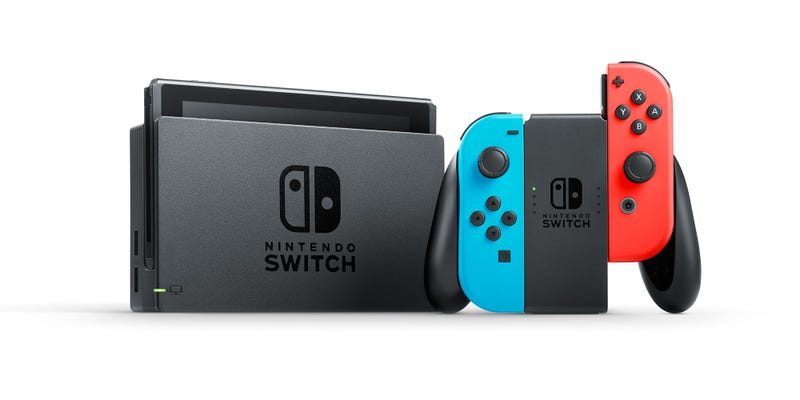 Illustration for article titled Nintendo renueva la Switch original con hasta 9 horas de batería
